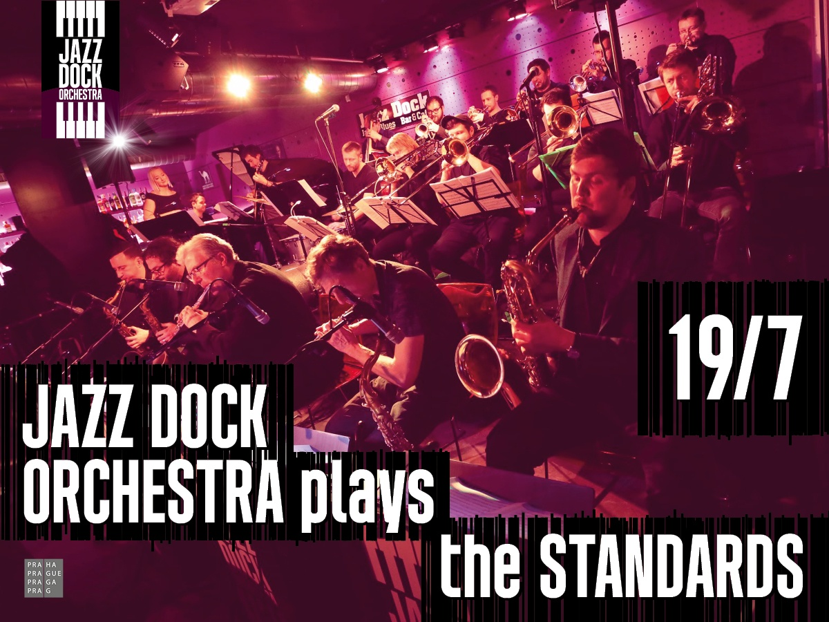 JAZZ DOCK ORCHESTRA:plays the STANDARDS