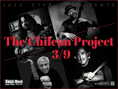 The Chilean Project:JAZZ OF FOUR CONTINENTS: