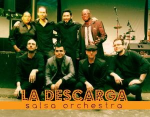 LATINO SATURDAYS: La Descarga Salsa Orchestra (CU/PER/AUS/CZ)