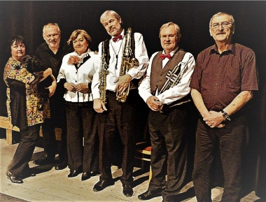 Revival Swing Band:SUNDAY DIXIE
