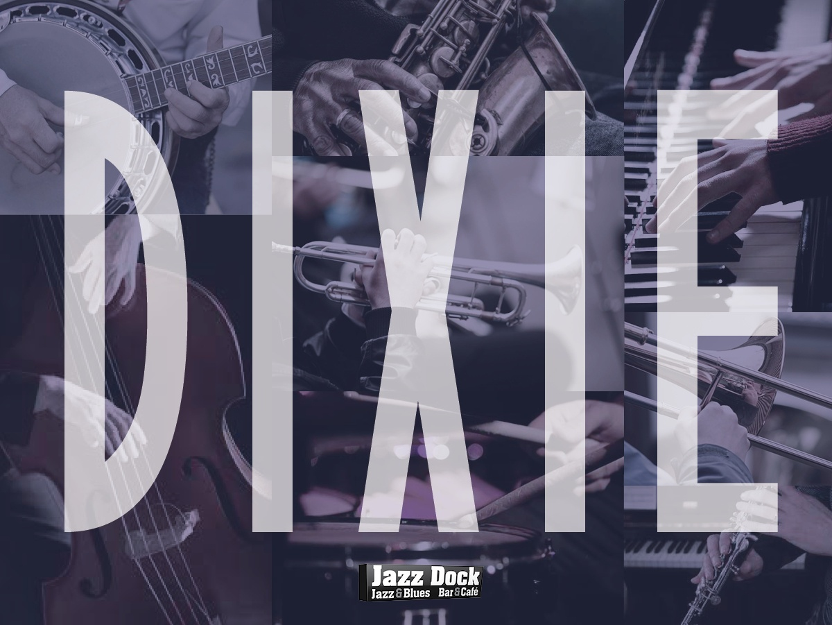 SUNDAY DIXIE:  Old Timers Jazz Band