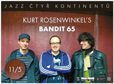 JAZZ OF 4 CONTINENTS: Kurt Rosenwinkel's BANDIT 65
