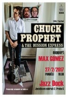 CHUCK PROPHET:& The Mission Express (USA)