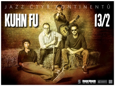 JAZZ OF 4 CONTINENTS: Kuhn Fu (D/IL/SRB/TR)