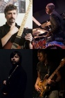 JAZZ OF FOUR CONTINENTS::ZHENYA STRIGALEV'S NEVER GROUP:LINLEY MARTHE:FEDERICO DANNEMAN:ERIC HARLAND