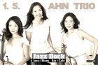 "JAZZ OF FOUR CONTINENTS::AHN TRIO - ""Blue album Tour"" (KOR/USA)"
