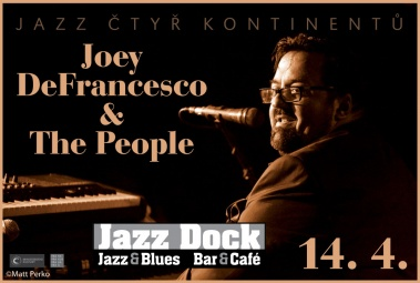 JAZZ OF FOUR CONTINENTS::JOEY DE FRANCESCO & THE PEOPLE (USA)