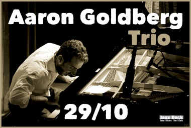 AARON GOLDBERG TRIO (USA)