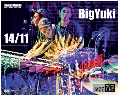 JAZZ ON5::BIGYUKI (JAP/USA)