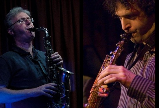 JAZZ ON5::WORKSHOP:: ANDY SCHOFIELD &  PETR KALFUS (UK/CZ)