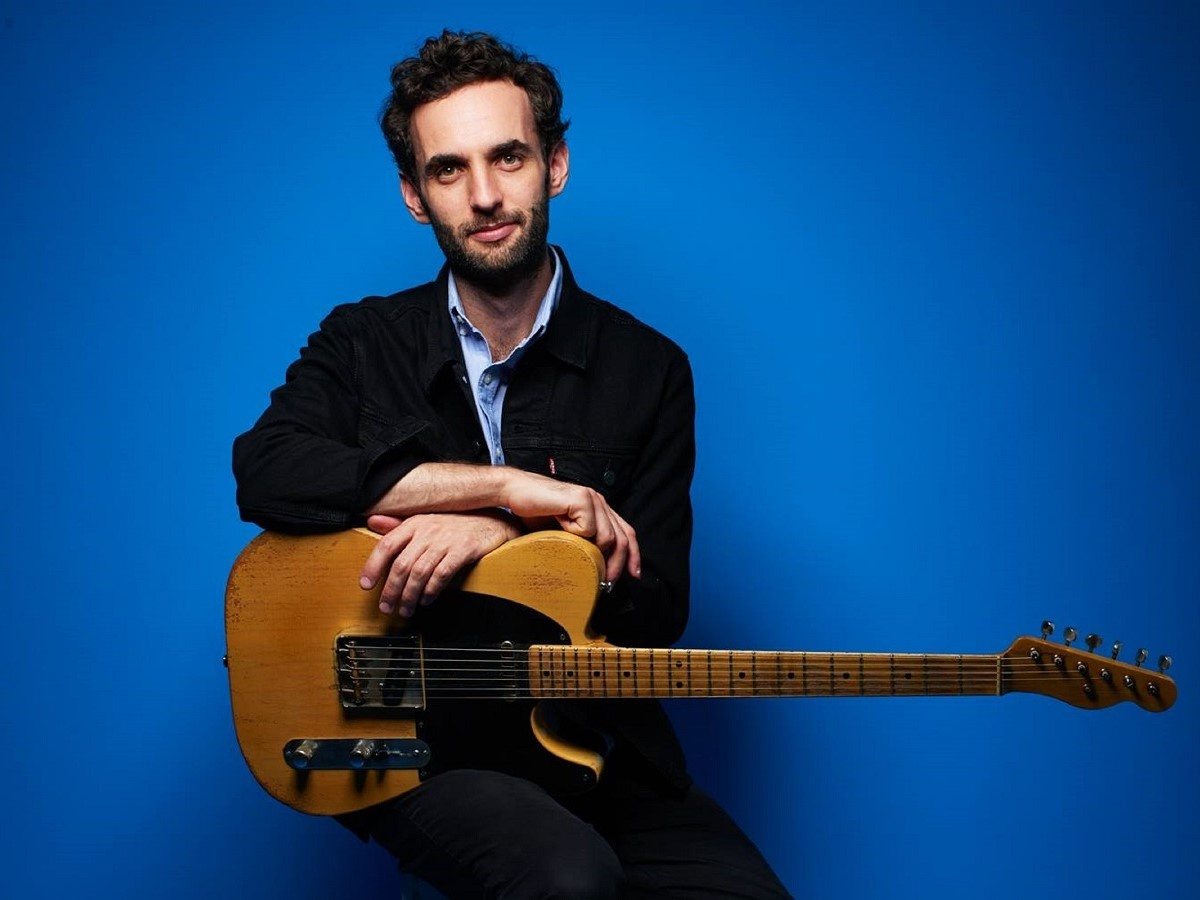 JAZZ OF FOUR CONTINENTS::JULIAN LAGE TRIO (USA) (contemporary jazz)