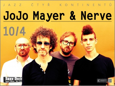 JoJo Mayer & Nerve (CH/USA):​DRUM DAYS