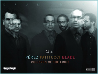 Pérez Patitucci Blade:DRUM DAYS
