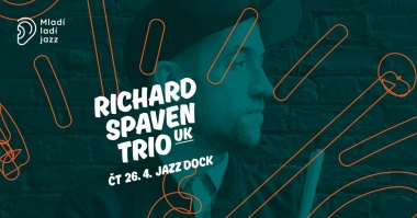 Richard Spaven Trio (UK)::MLADÍ LADÍ JAZZ 2018