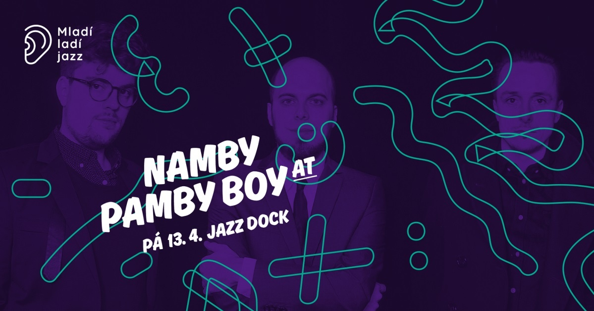 Namby Pamby Boy (AT)::MLADÍ LADÍ JAZZ 2018