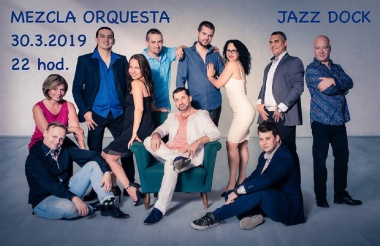 Mezcla Orquesta:LATINO SATURDAYS