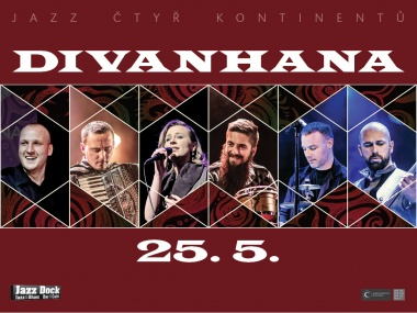 Divanhana (BIH)::JAZZ OF FOUR CONTINENTS