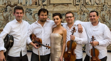 Epoque Quartet & Dasha
