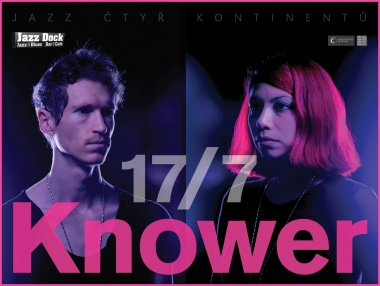 Knower (USA)::JAZZ OF FOUR CONTINENTS
