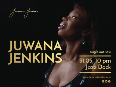 Juwana Jenkins & Her All-Star Mojo Band (USA /CZ)