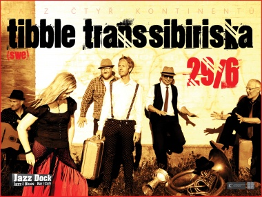 Tibble Transsibiriska:JAZZ OF FOUR CONTINENTS
