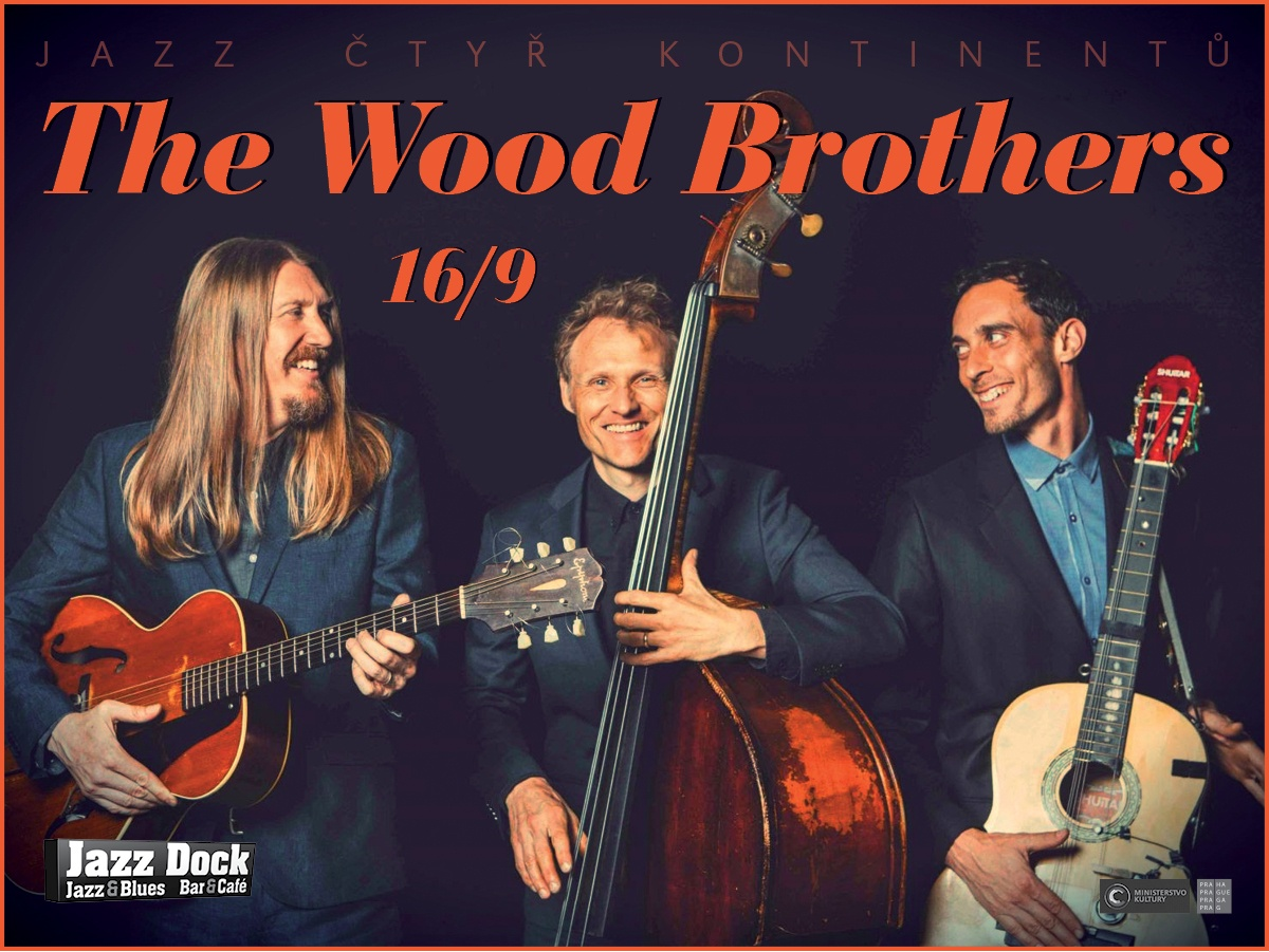 The Wood Brothers (USA): JAZZ OF FOUR CONTINENTS