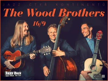 The Wood Brothers (USA): JAZZ ČTYŘ KONTINENTŮ