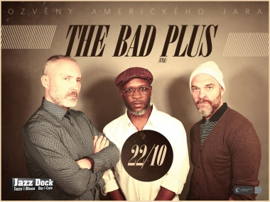 The Bad Plus:ECHOES OF THE AMERICAN SPRING
