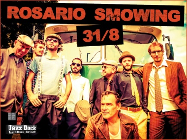 JAZZ OF 4 CONTINENTS:: ROSARIO SMOWING  (ARG)