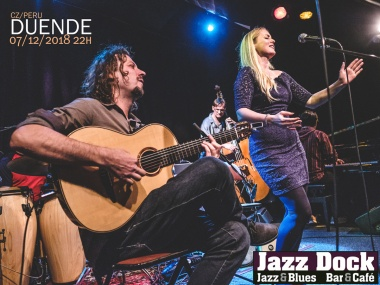 Duende  (CZ/PERU) - NEW CD RELEASE