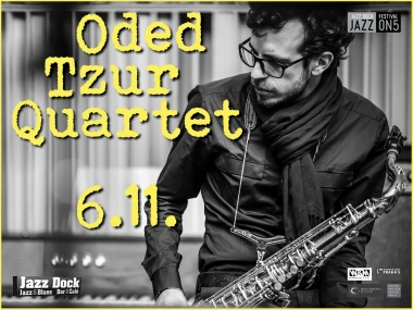 Oded Tzur Quartet (IL/GR/USA):JAZZ ON5