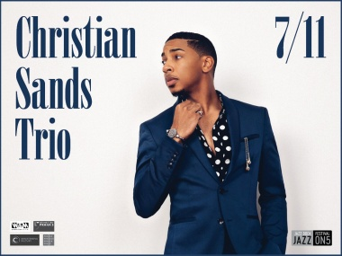 Christian Sands Trio (USA/JPN):JAZZ ON5