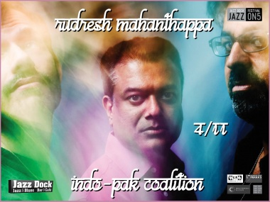 Rudresh Mahanthappa: Indo-Pak Coalition (IND/PAK/USA):JAZZ ON5
