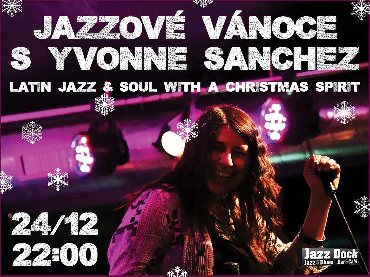 Yvonne Sanchez Band:JAZZ CHRISTMAS