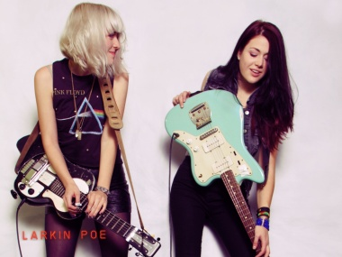 Larkin Poe (USA) - PŘESUNUTO DO AKROPOLE!