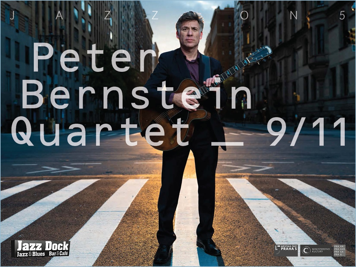 Peter Bernstein Quartet (USA): JAZZ OF FOUR CONTINENTS