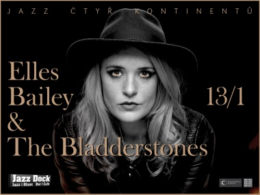 Elles Bailey & The Bladderstones:JAZZ OF FOUR CONTINENTS