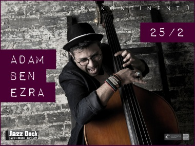 Adam Ben Ezra (IL):JAZZ OF FOUR CONTINENTS