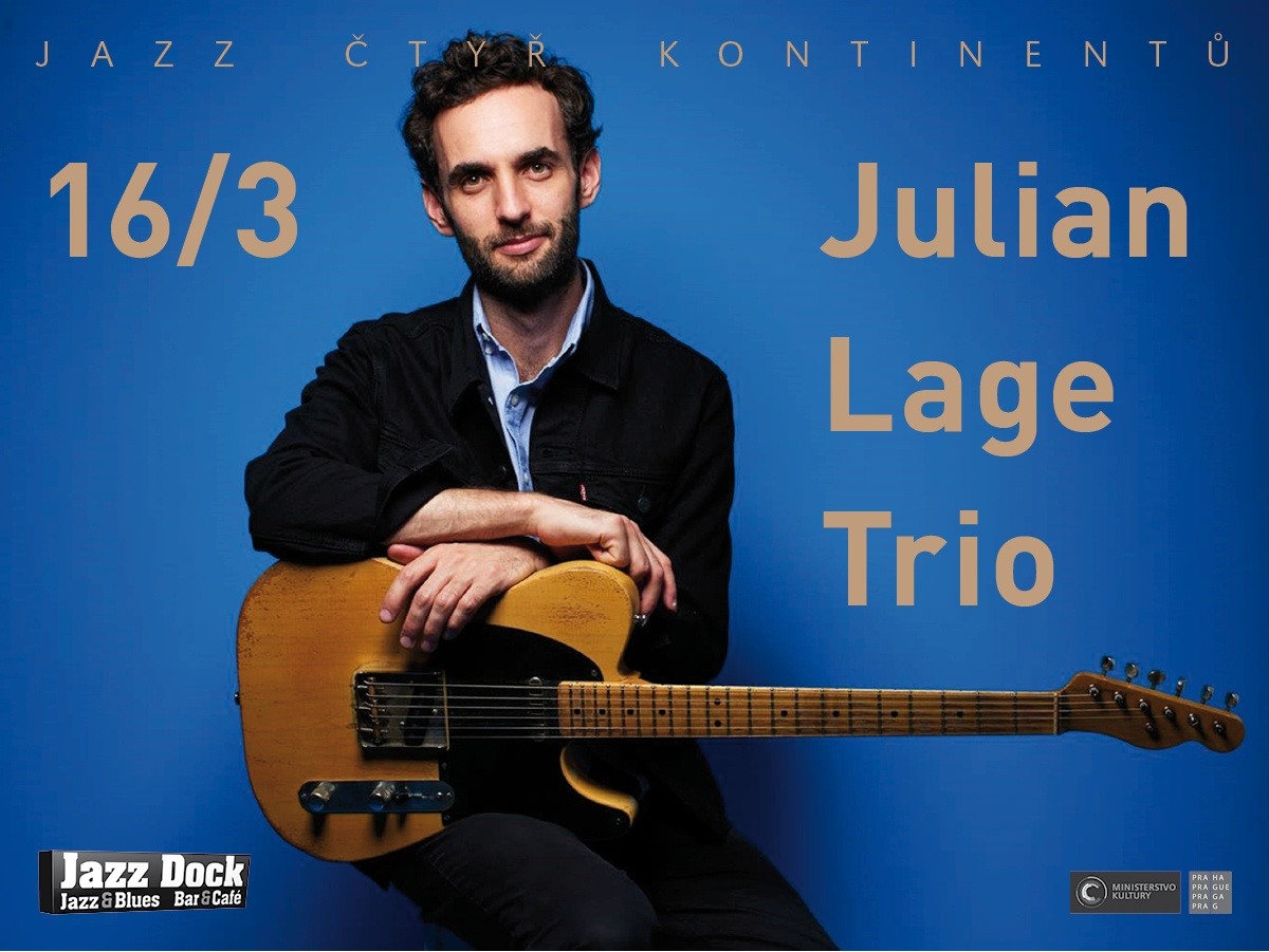 Julian Lage Trio (USA):JAZZ OF FOUR CONTINENTS