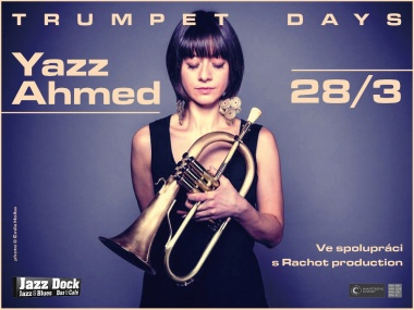 Yazz Ahmed (UK) :TRUMPET DAYS