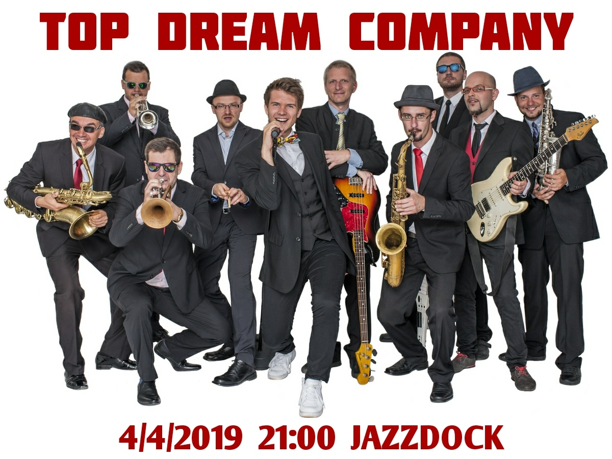 Top Dream Company::feat DJ Roxtar