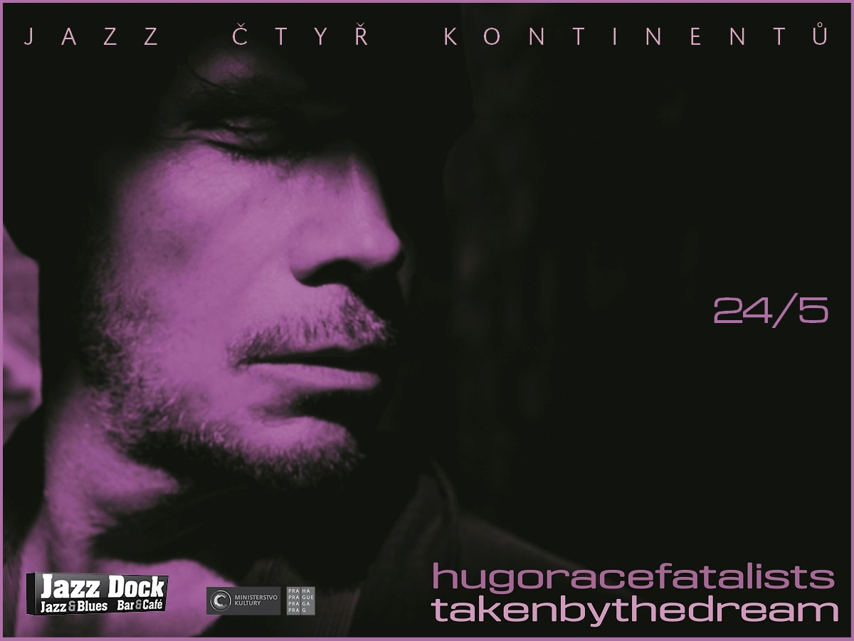 Hugo Race Fatalists – Taken By The Dream :JAZZ ČTYŘ KONTINENTŮ