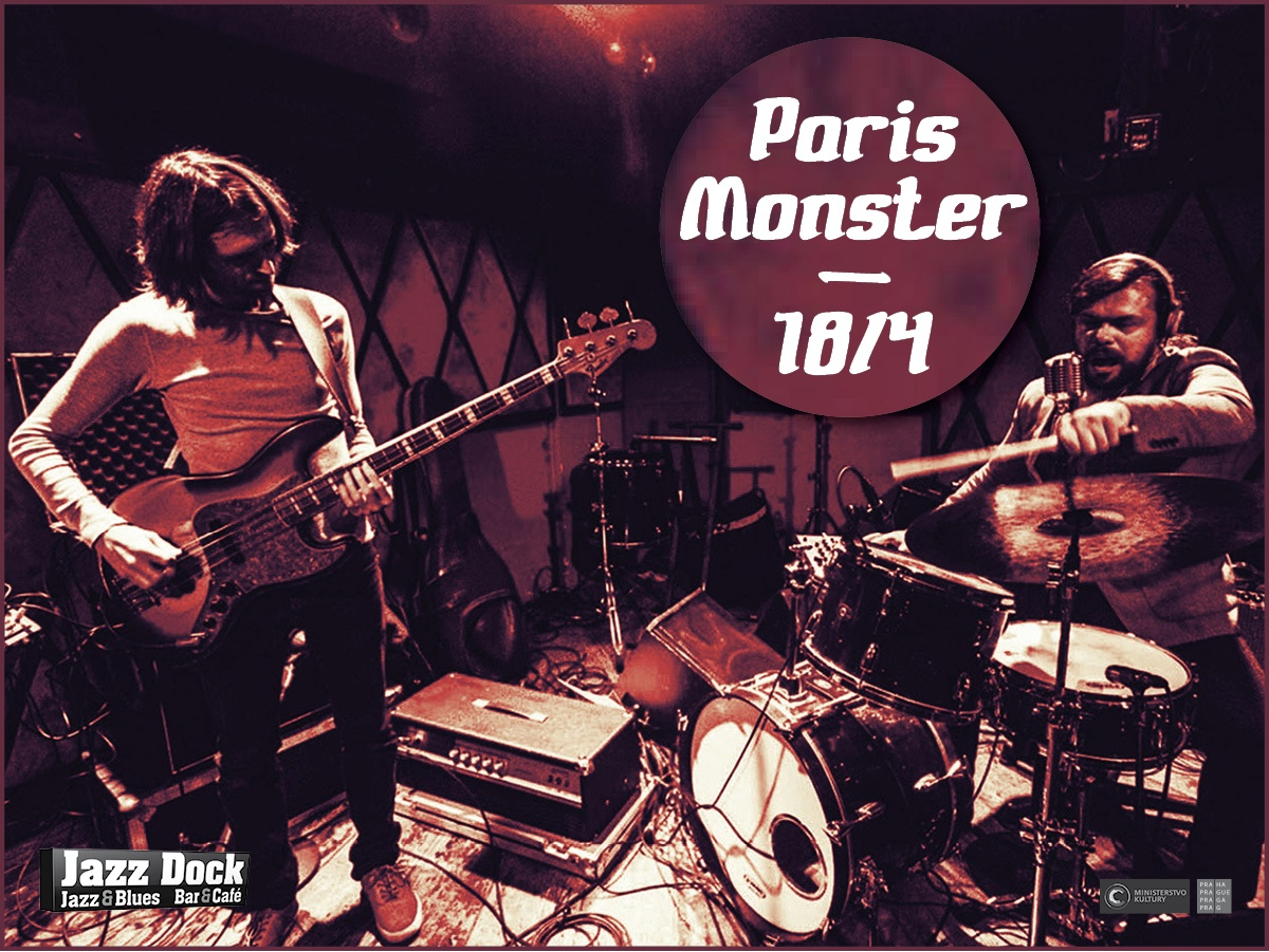 Paris Monster (USA):JAZZ ČTYŘ KONTINENTŮ