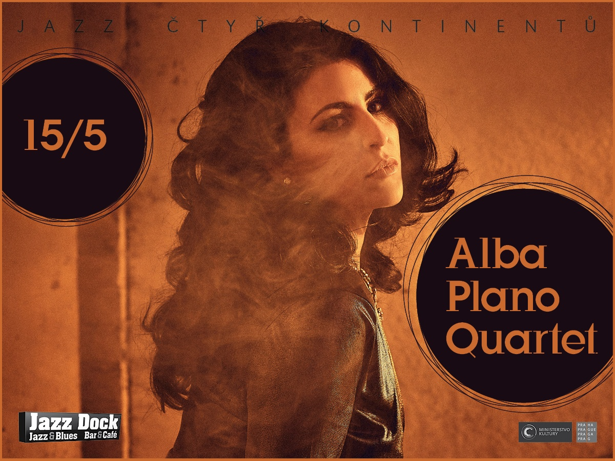 Alba Plano Quartet (I/CZ):JAZZ OF FOUR CONTINENTS