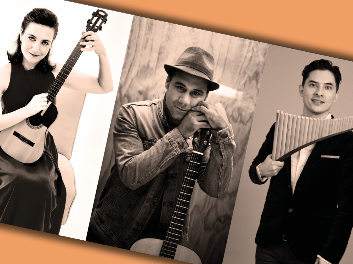 Alejandro Soto Lacoste (CHL):JAZZ OF FOUR CONTINENTS
