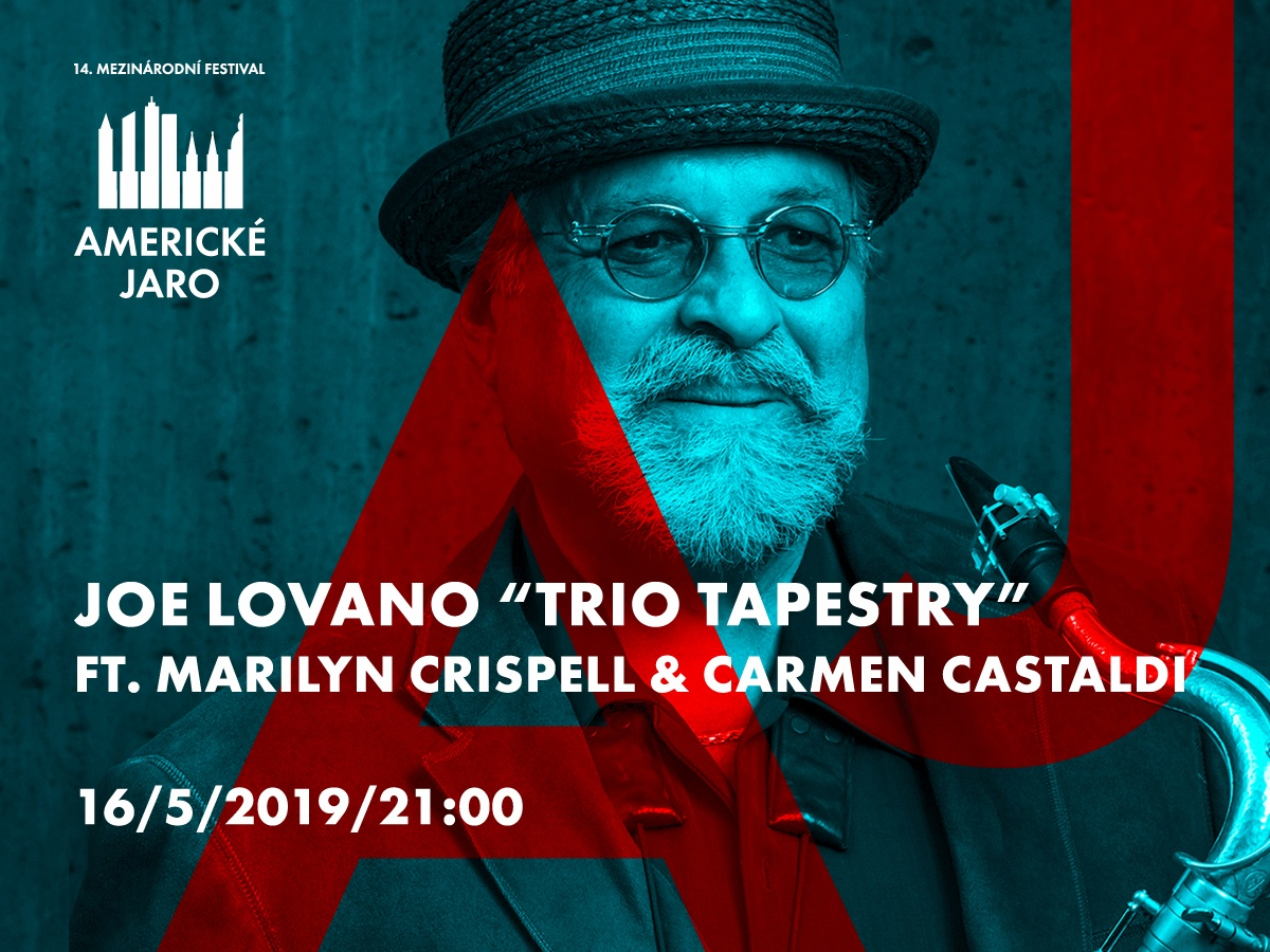 "Joe Lovano ""Trio Tapestry"" (USA):AMERICAN SRPING"