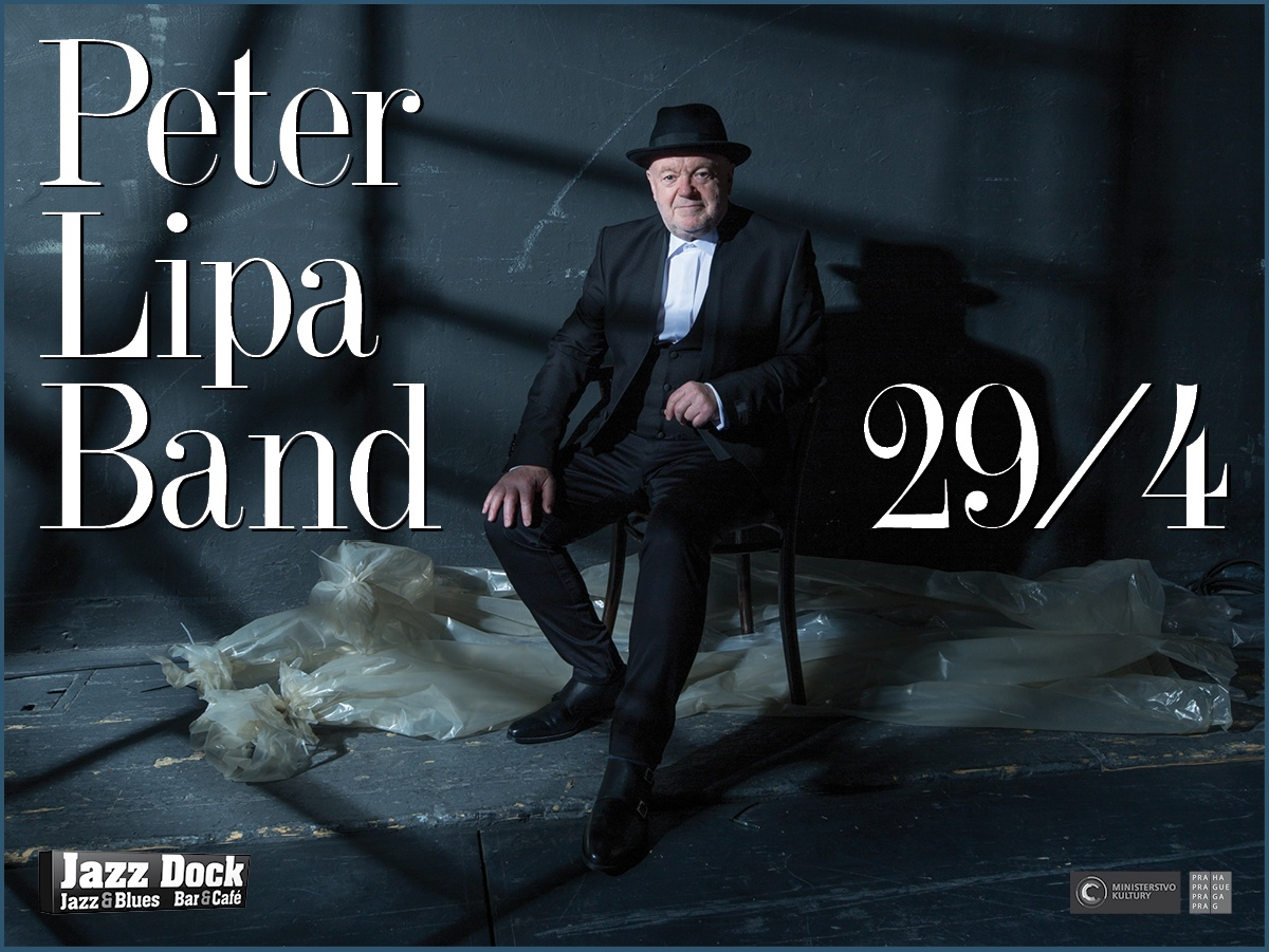 Peter Lipa Band (SK) - release of a new CD