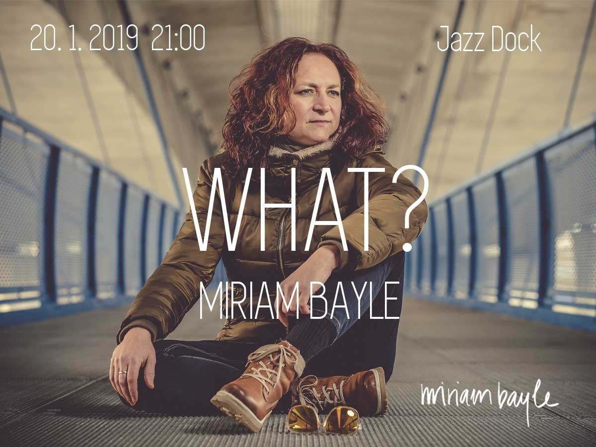 Miriam Bayle – What?