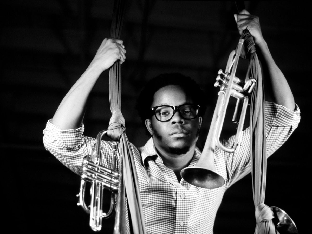 Ambrose Akinmusire Quartet (USA):JAZZ OF FOUR CONTINENTS