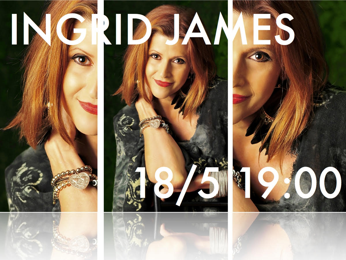 Ingrid James Quartet (AUS/CZ):JAZZ OF FOUR CONTINENTS